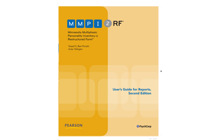 Minnesota Multiphasic Personality Inventory-2-Restructured Form®