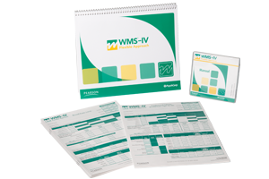 NEW!WMS–IV Flexible Approach
