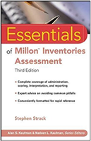 Essentials of Millon Inventories Assessment, 3rd Edition
