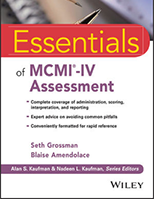 Essentials of MCMI-IV Assessment Book